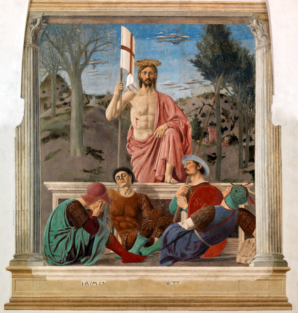 piero della francesca and the use of geometry in his art essay Piero della francesca was born in the decade between 1410 and 1420 but his exact date of birth is unknown he studied under the guidance of domenico veneziano and domenico's interest in colour and his study of light made him the perfect teacher for the young artist.